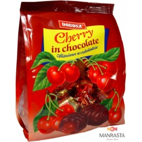 Candy with cherry filling CHERRY 300g.