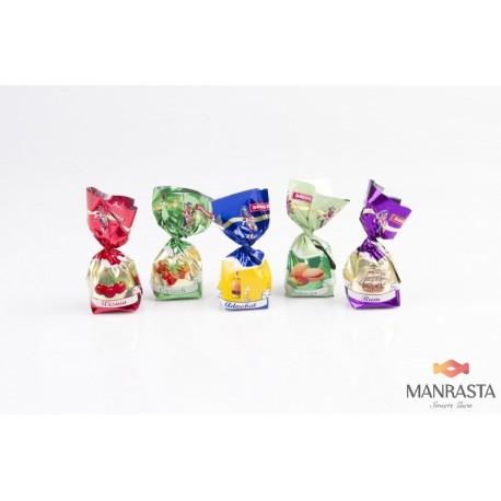 Chocolates with fillings PRALINA  MIX  1kg