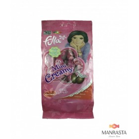 Milk chocolate candy with milk cream filling FULLA 122g