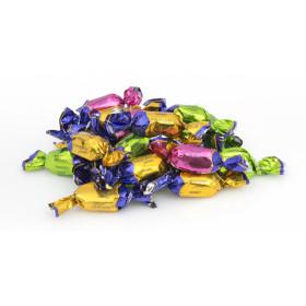 Šokoladinių saldainių rinkinys su alkoholizuotais įdarais LIKWORKI GDANSKIE 1 kg