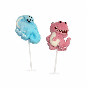 Marhsmallows MALLOW DINO 35g