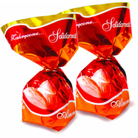Šokoladiniai saldainiai ALMONDO 2,5kg