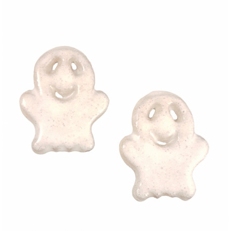 Cookies glazed with white glaze GHOSTS 0,9 kg