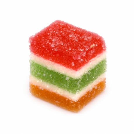Jelly Candies CUBES 1,5kg.