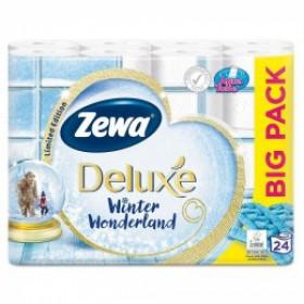 Toilet paper ZEWA DELUXE 3 ply. 24 pcs.
