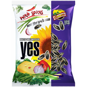 Sunflower Y.E.S. cheese flavor 50g