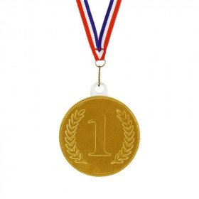 Milk chocolate figure GOLD MEDAL NR.1 23g