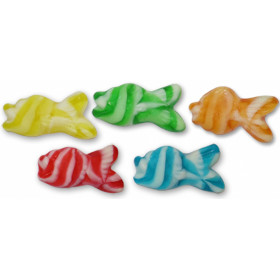 Gummies SWIRLY FISH 750g