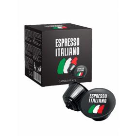 Kavos kapsulės ESPRESSO ITALIANO 12vnt * 7g