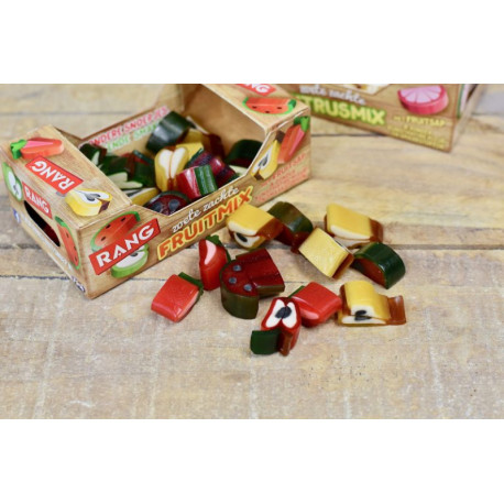 Chewing candy FRUITMIX 120g