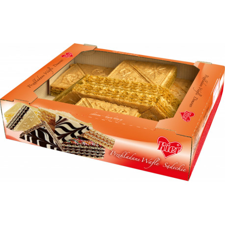 Wafers with TOFFI 800g