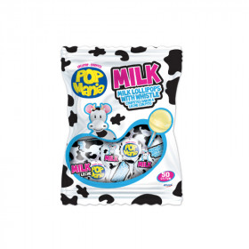 Lollipops POP MANIA MILK 8,8 g.