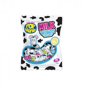 Lollipops POP MANIA MILK 8,8 g.