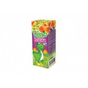 Persikų ir vynuogių sulčių gėrimas DINO 200ml