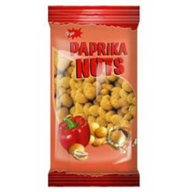Crispy coated peanuts with paprikaJĖGA 200g