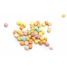 Vaisių skonio pastilės 2,5 kg
