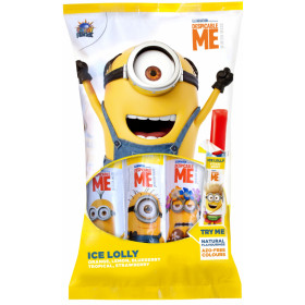 Frozen ice cream MINIONS 500ml