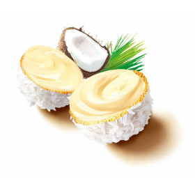 Wafers COCONUT 1 kg