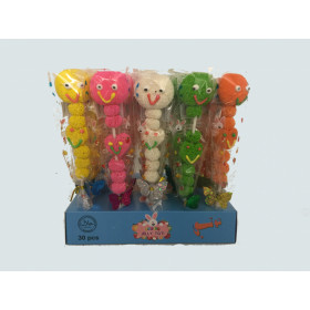 Jelly candies FRUIT JELLY TOTI 27g