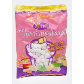 Marshmallow candy VAN DAMME MINI 180g