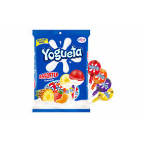 Lollipops YOGUETA ASSORTED 17g