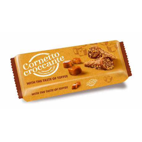 Wafers CORNETTO TOFFEE 112g
