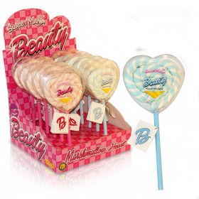 MARSHMALLOW HEART 60g