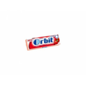 Gum ORBIT WILDE STRAWBERRY 14g