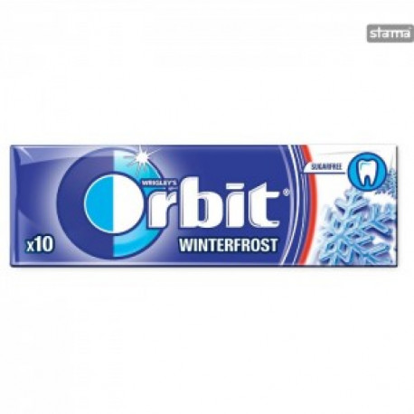 Gum ORBIT WINTERFRESH 14g