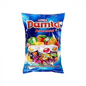 Chewing candy DAMLA ASSORTMENT 1kg