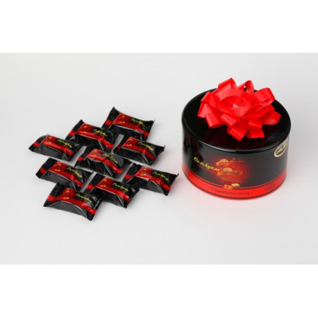 Chocolate candies with caramel filling SILVUPLE 200g