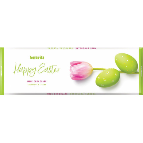 Easter milk chocolate HAPPY EASTER 250g