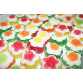 Jelly Candies FLOWERS 1,5kg.