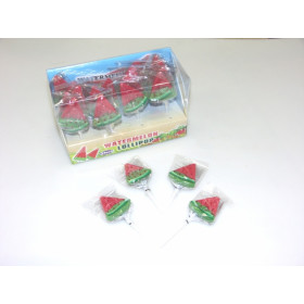 Lollipops Watermelon SLICES 15g