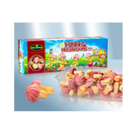 Biscuits mushrooms LINKSMUČIAI 170g