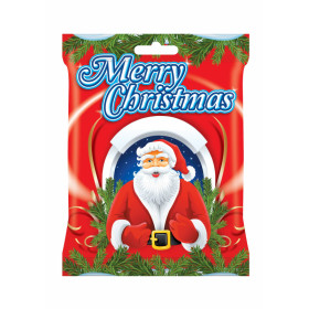 Candy with jelly filling covered with cocoa glaze MERRY CHRISTMAS 500g