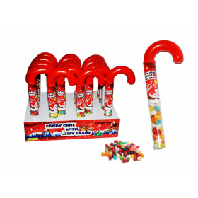Jelly beans CHRISTMAS CANDY CANE 50g