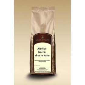Coffee for medium grind IRISH LIQUER FLAVORED COFFEE 250g.